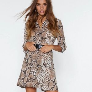 Nasty Gal dress new with tags